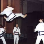 National Moo Duk Kwan® Kick-a-thon At 2014 National Festival